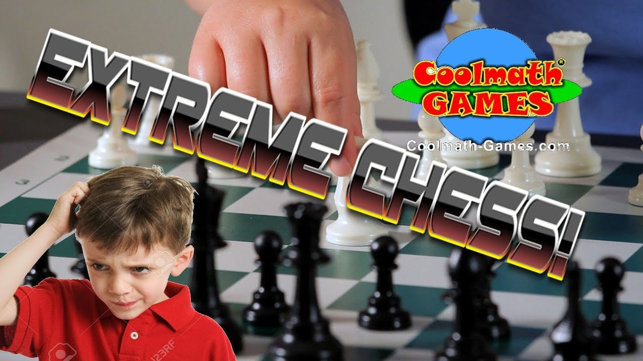 Annihilating Kids At Chess On Coolmath