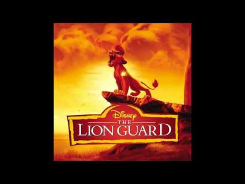 The lion guard- my own way