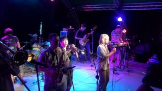 The Combobulators - Hard Man Fe Dead @ Spring Scream 2013