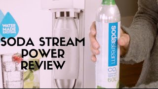 Soda Stream Power Review