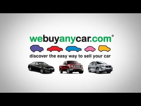 2016 webuyanycar.com Animated TV Commercial