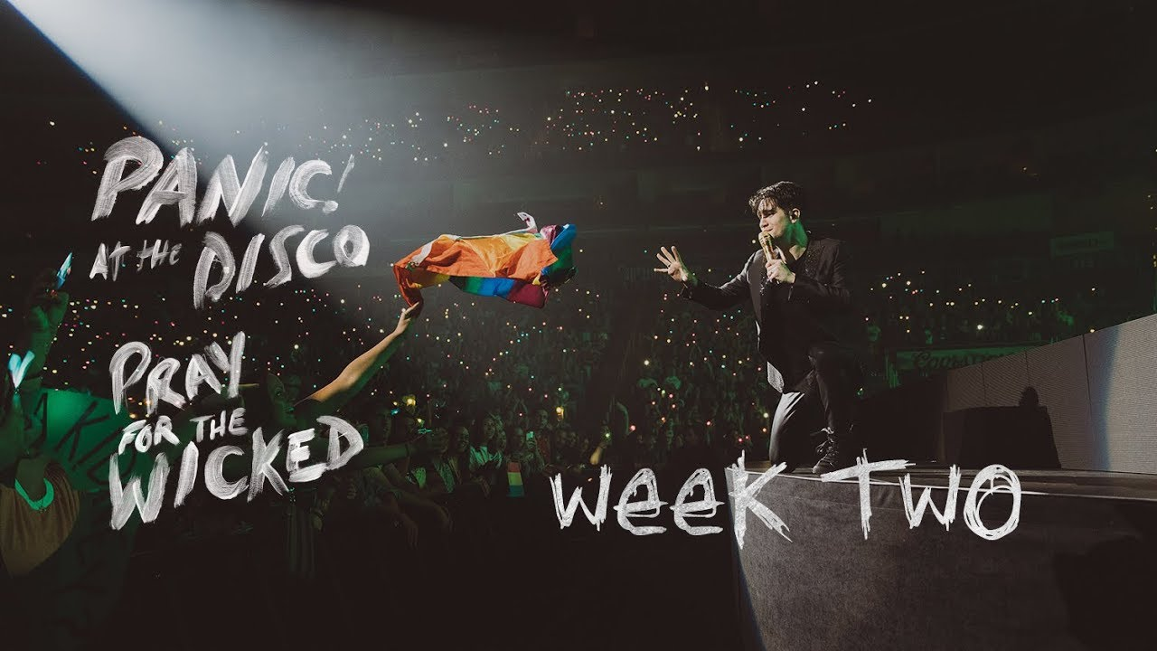 ac0caf8b Panic! At The Disco - Pray For The Wicked Tour (Week 2 Recap) - YouTube