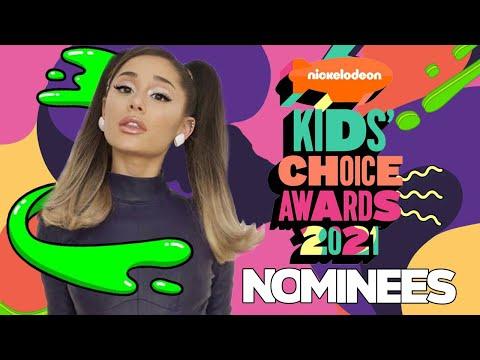 Kids' Choice Awards 2021 | Nominees