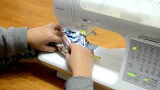 スヌード、ネックウォーマーの縫い方です。 詳しくはブログにて http://...