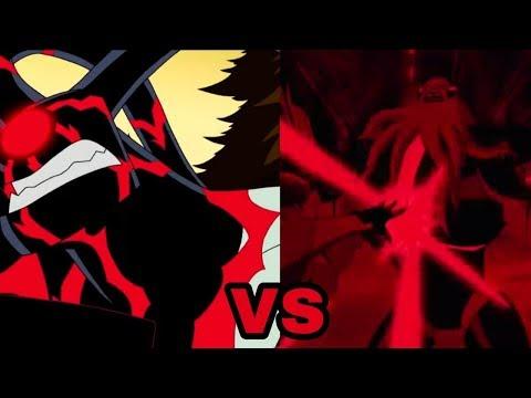 Ben 10 - The Death of Feedback vs. Death of Gax