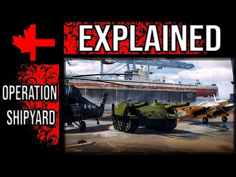 "Operation ""Shipyard"" Explained - War Thunder"