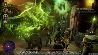 Dragon Age Inquisition Fade Barrier Skip