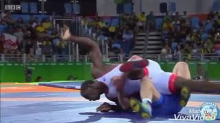 Лучшие моменты борьбы на олимпийских играх в Рио-де-Жанейро