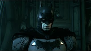 Batman: Arkham Knight (PC)(The New 52 Walkthrough)[Part 1] - Scarecrow [1080p60fps]