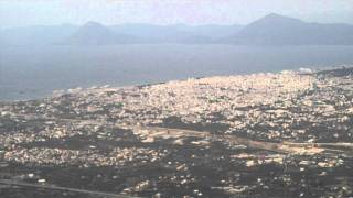 Patra, view from Omplos hill top