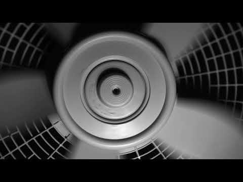 LS45 4x5 Large Format Digital Back rolling shutter test by fan