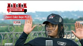 Zoocci Coke Dope Is Candid About 39The Business of Music39 In Part 2 Of BalconyInterview