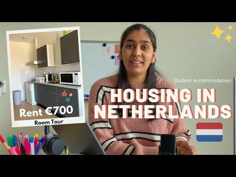International Student Housing In Netherlands ? Studio Apartment - Rent & Allowance