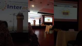 Conferencia Conextrategia. Conecta2017, Santa Cruz, Bolivia.