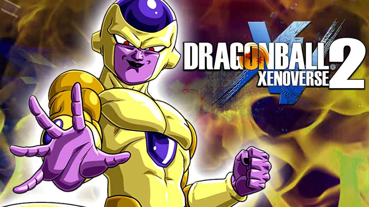 Build Cac Frieza Xenoverse