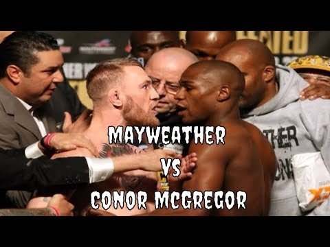 $1 million wagers on Floyd Conor fight stunning Vegas bookmakers