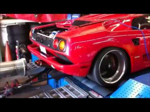 Twin Turbo Lamborghini Diablo Turn Up Your Speakers Youtube