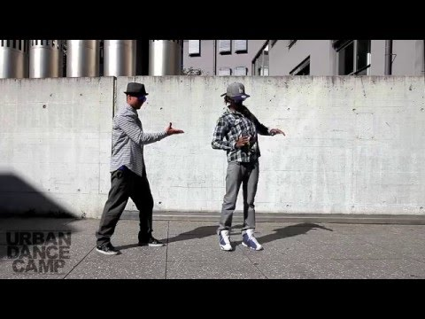 Time Control - Popping John & Nonstop Marquese Scott / 310XT Films / URBAN DANCE CAMP
