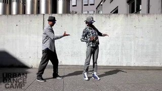Time Control / Popping John & Nonstop Marquese Scott / 310XT Films / URBAN DANCE CAMP