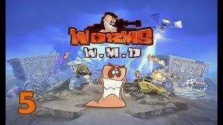 Worms W.M.D. 5(G) Batalia wszechczasów!!!