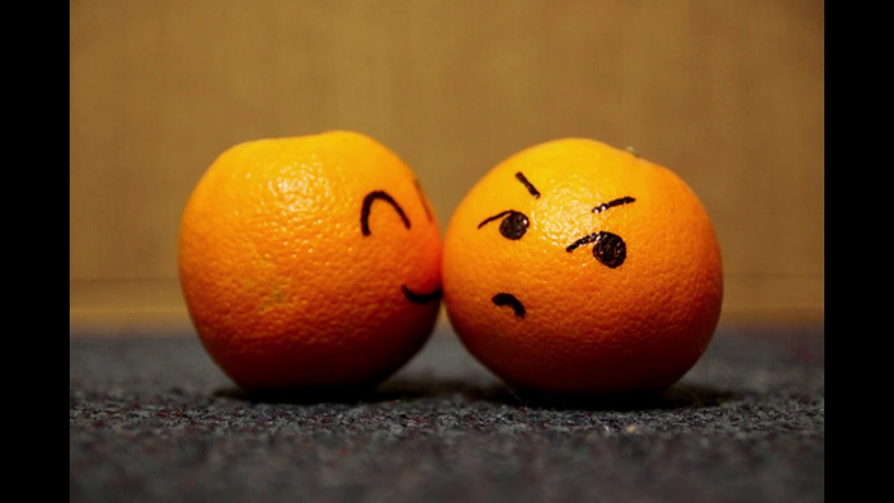 Днем рождения, картинки прикол апельсин