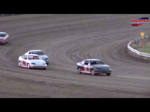 Dacotah Speedway IMCA Sport Compact Races (9/28/18)