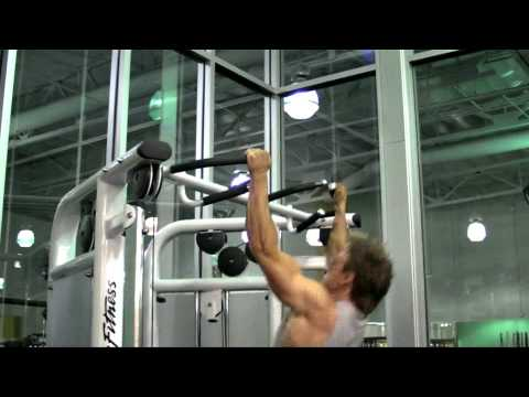 My Back Workout - Rob Riches