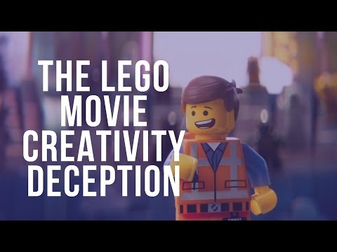 LED The Lego Movie: Creativity Deception
