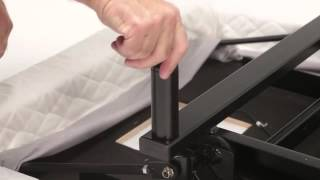 How To Assemble A Single Leggett & Platt Adjustable Base