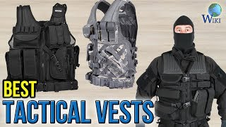 10 Best Tactical Vests 2017