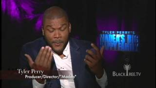 Tyler Perry on what it would take to