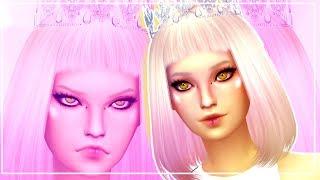 Pearl : Splatoon 2 - The Sims 4 CAS