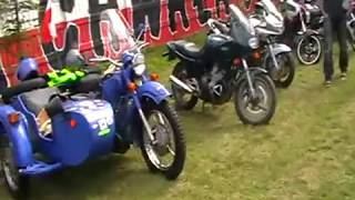 Motocud XVI 2017 Radzymin przegląd maszyn cz.1