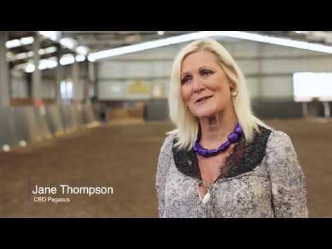 Solar Grants Program helps Pegasus Farm ride on