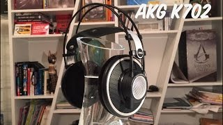AKG K702 Review [Deutsch]