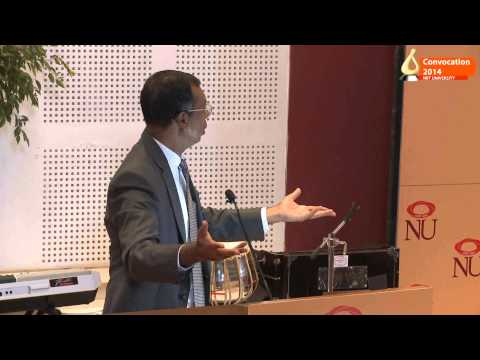 Convocation Lecture By  Mr K Ramkumar,  Executive Director, ICICI 3rd November 2014