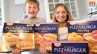 TOP 5 PIZZA BURGER von Dr. Oetker | Marieland