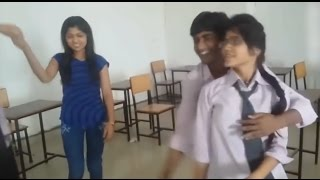 Bangladeshi School Girl Funny Video
