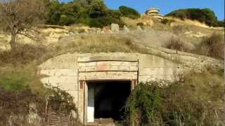 Albanian Bunkers - Kepi i Rodonit - Rodon Cape