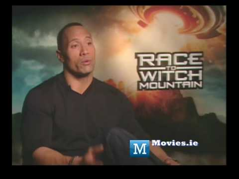 Dwayne Johnson - New Interview with the Wrestler/Actor