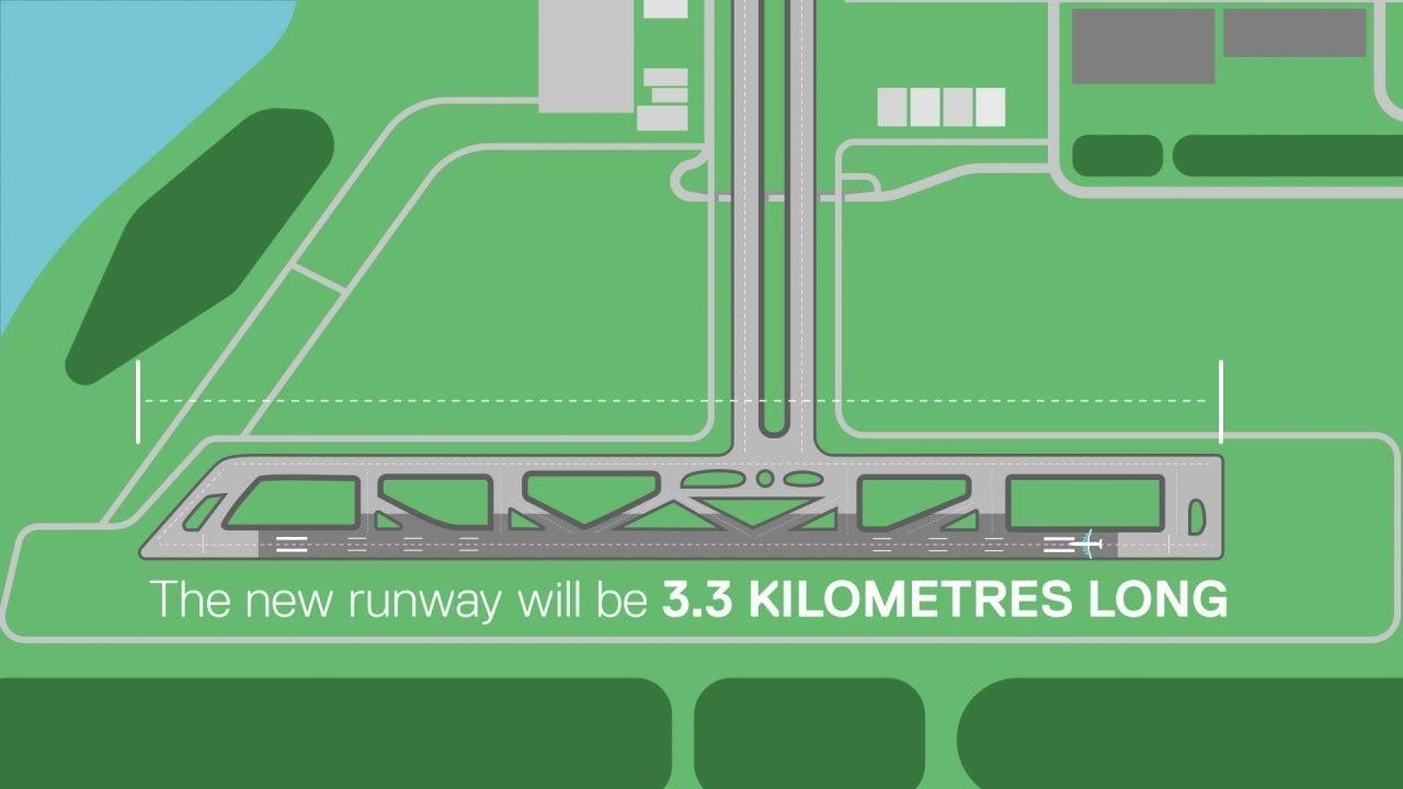 布里斯本全新跑道建設工程