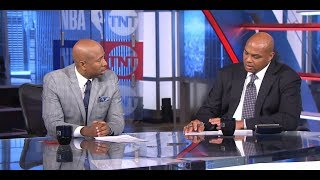 Inside The NBA: Cavaliers vs Pacers Game 1 Postgame Talk | April 15, 2018
