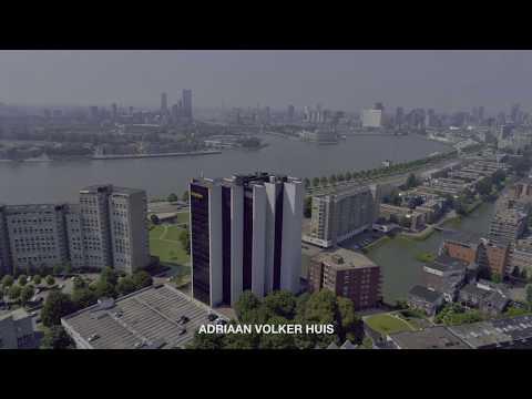 Adriaan Volker huis, Rotterdam | LRC Group Netherlands