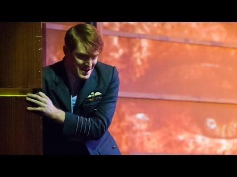 Director Harry Fehr introduces Orlando