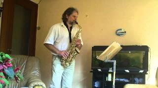 Le sud - Interprétation en Saxo