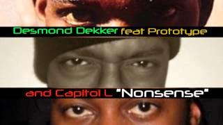 Desmond Dekker - Fu Man Chu feat Burghtown and Capitol L