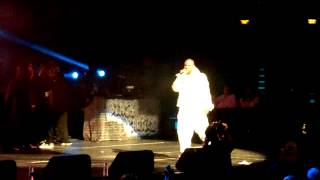 r kelly performing ignition step in the name of love at wgci summer jam 2014 in chicago