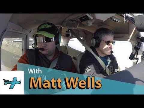 Taking Off... with Twr Controller Matt Wells
