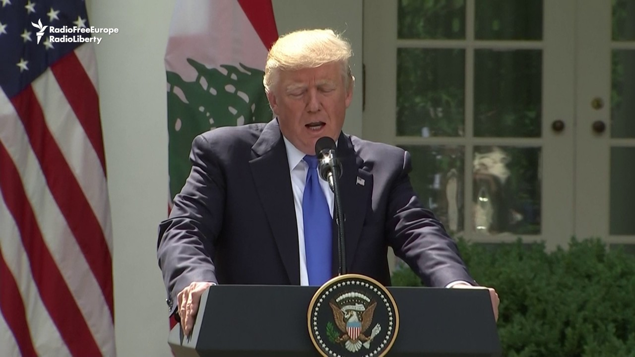 Trump: 'I Am Disappointed In The Attorney General'