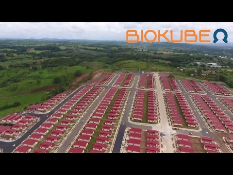 BioKube for residential areas and real estate development